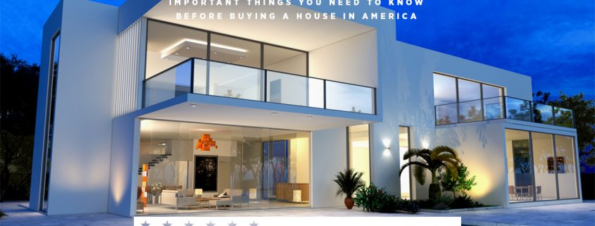 نکات مهمی که باید قبل از خرید خانه در آمریکا بدانید